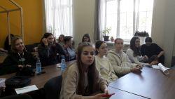 Учащиеся 10Л класса выступили в роли экспертов на конкурсе в БФУ имени И. Канта