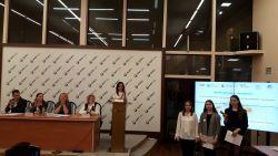 Награждение победителей, призеров и участников Всероссийской олимпиады имени К.Д. Ушинского